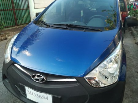 Sell 2015 Hyundai Eon in Manila