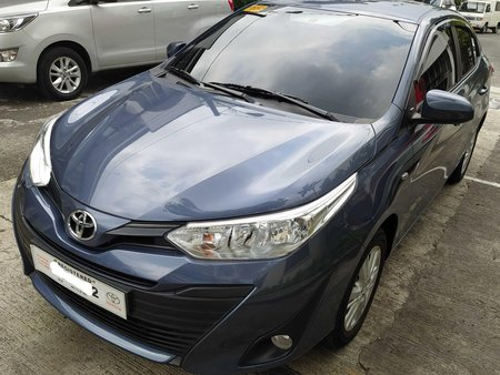 Toyota Vios 2019 at new look for sale in Manila