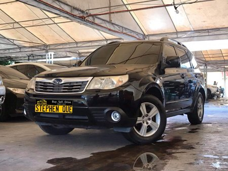 2010 Subaru Forester 2.0 XS AWD AT (Gas)