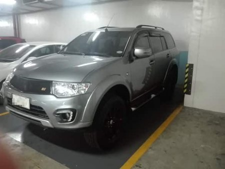 2015 Mitsubishi Montero Sport GLX - very good condition