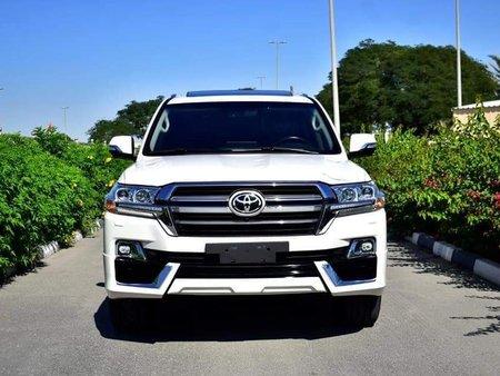 Brand new 2020 Toyota Land Cruiser Platinum Kinetic Suspension KDSS