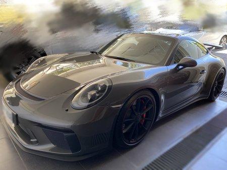 Used 2018 Porsche GT3 Manual Euro Version