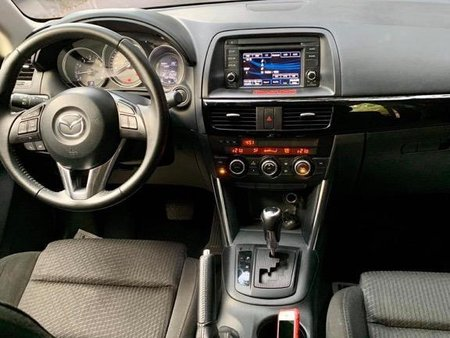 Red Mazda Cx-3 2016 for sale in Quezon City