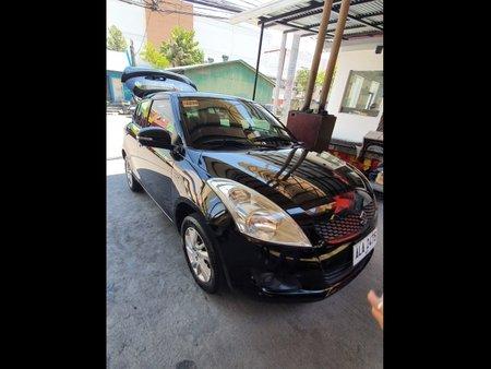 Sell Black 2015 Suzuki Swift Hatchback in Manila