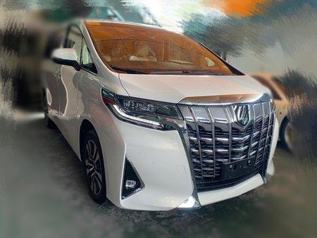 Brand new 2020 Toyota Alphard V6 Local unit