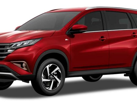Brand New 2020 Toyota Rush 1.5G A/T (All in Promo)