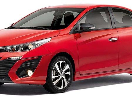 Brand New 2020 Toyota Vios 1.3XLE M/T ( ZERO DOWNPAYMENT)