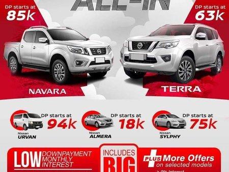 Silver Nissan Navara 2020 for sale in Lipa