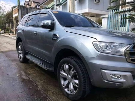Rush for sale Ford Everest 2018