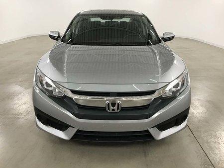 New Honda Civic Sedan Se 2018