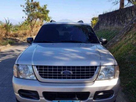 Silver Ford Explorer 2006 SUV / MPV for sale in Calamba