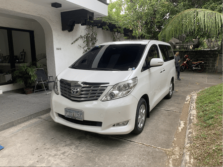 2011 Toyota Alphard For Sale