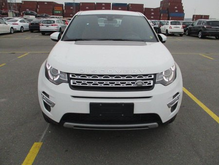 Land Rover Discovery Sport 2.0L HSE Luxury 2015