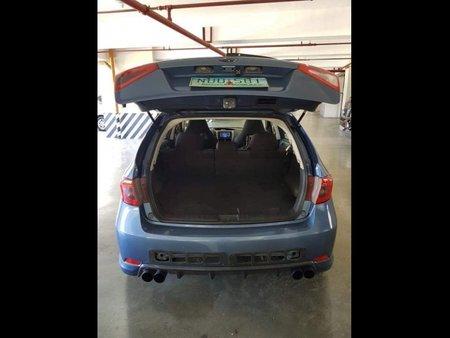 Blue Subaru Impreza Wrx 2009 Hatchback for sale in Marilao