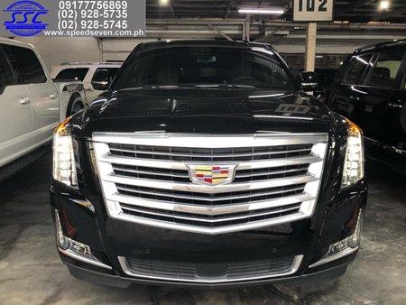 BRAND NEW 2020 Cadillac Escalade ESV Platinum Long Wheel Base
