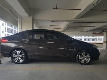 Sell Black 2015 Honda City in Makati