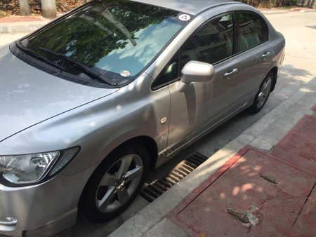 Rush Honda Civic 1.8S in Quezon City