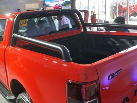 Selling Red Ford Ranger 0 in Manila