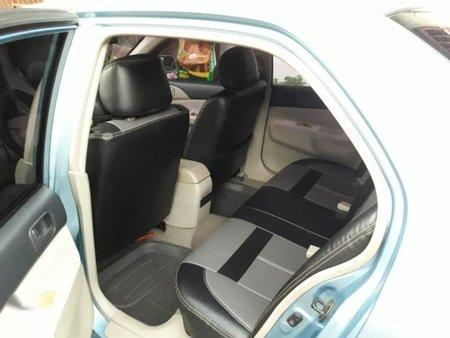 Blue Mitsubishi Lancer 2005 for sale in Caloocan