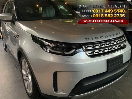 2019 LAND ROVER DISCOVERY LR5 HSE LUXURY DIESEL