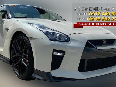 2018 NISSAN GTR for sale in Taguig