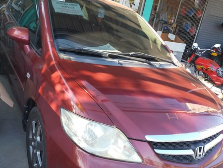 Honda City 2007 A/T top model with 7 speed