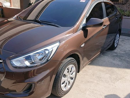 FOR SALE 2015 HYUNDAI ACCENT 1.4 AT
