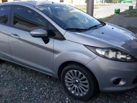 Selling Grey Ford Fiesta 2012 in General Trias