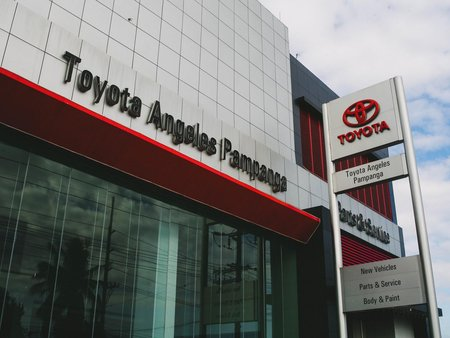 Toyota Angeles Pampanga