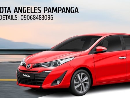 55K ALL IN PROMO WITH ADDITIONAL SURPRISES - BRAND NEW TOYOTA VIOS 2020 1.3 XE AT