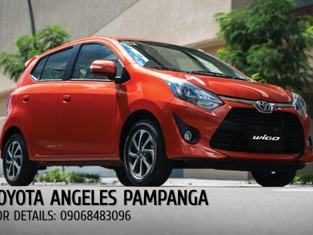 65K ALL IN PROMO WITH ADDITIONAL SURPRISES - BRAND NEW TOYOTA WIGO 2020 1.0 G AT