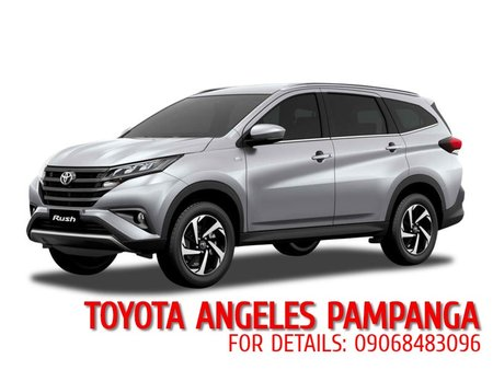 120K ALL IN PROMO WITH ADDITIONAL SURPRISES - BRAND NEW TOYOTA RUSH 2020 1.5 G AT