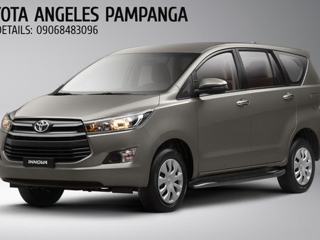 199K ALL IN PROMO WITH ADDITIONAL SURPRISES - BRAND NEW TOYOTA INNOVA 2020 G DSL AUTO WP