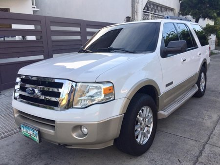 🇮🇹 2007 Ford Expedition 4x4  A/T