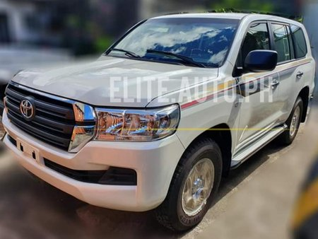 Brand New 2020 Land Cruiser GX Manual V8 Diesel Dubai