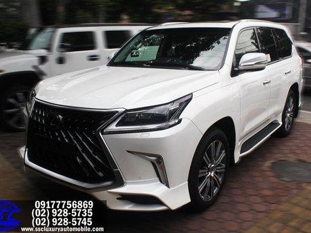 BRAND NEW 2018 Lexus LX570 Super Sport LX 570 Supersport Pearl White