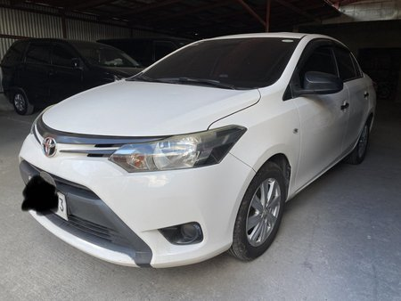 2014 Toyota Vios Base 1.3 MT