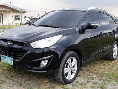 2012 Hyundai Tucson Crdi Automatic