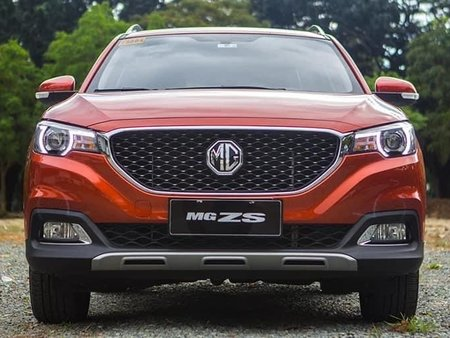 MG ZS CROSSOVER 18K ALL IN DP