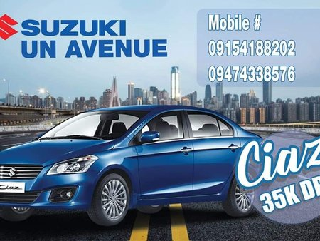SUZUKI CIAZ 35K DP ALL IN