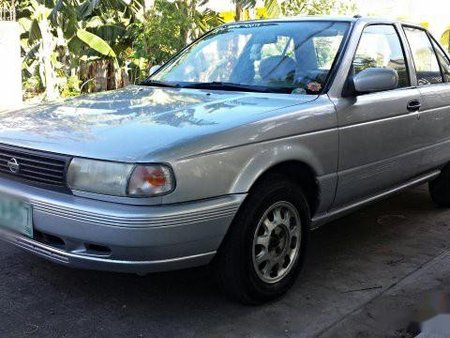 Sell Gray 1997 Nissan Sentra Sedan in Quezon