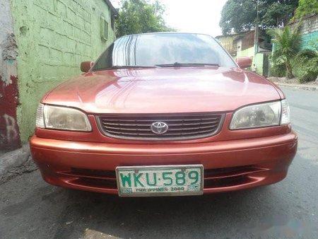 Sell Red 2000 Toyota Corolla Wagon (Estate) in Malabon