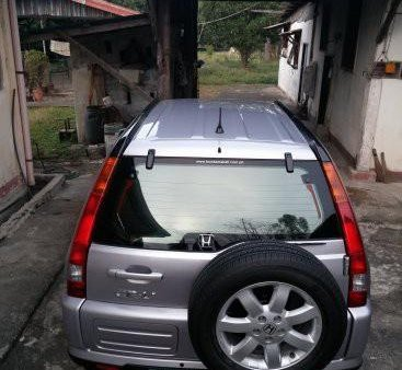 Sell Silver 2003 Honda Cr-V SUV / MPV in Manila