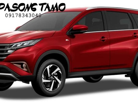 LOW DP BA HANAP MO? BRAND NEW TOYOTA RUSH 1.5G AT