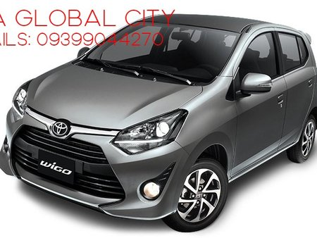LOW DP LOW MONTHLY? TOYOTA WIGO 2020 1.0G AT