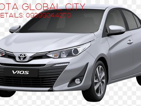 ZERO DP LOW MONTHLY? TOYOTA VIOS 2020 1.3XLE CVT