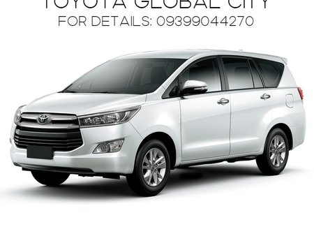 LOW DP LOW MONTHLY? TOYOTA INNOVA 2020 2.8 J DSL MT