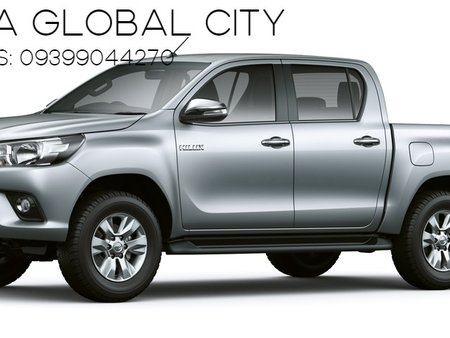 LOW DP LOW MONTHLY? TOYOTA HILUX 2020 4x2J DSL MT