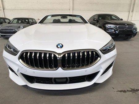 BMW 8-SERIES M850i 2019
