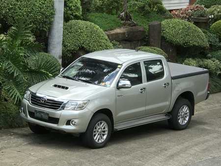Toyota Hilux pre-loved workhorse